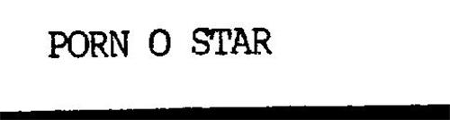 PORN O STAR