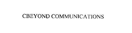 CBEYOND COMMUNICATIONS