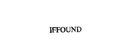 IFFOUND