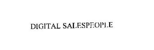 DIGITAL SALESPEOPLE