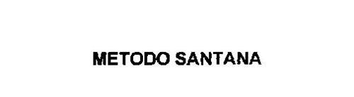 METODO SANTANA