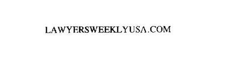 LAWYERSWEEKLYUSA.COM