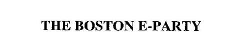 THE BOSTON E-PARTY