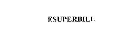 ESUPERBILL
