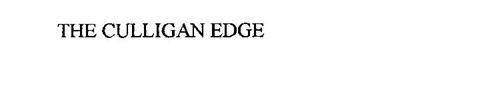 THE CULLIGAN EDGE