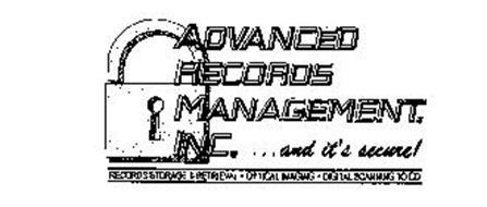 ADVANCED RECORDS MANAGEMENT, INC.
