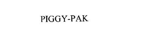 PIGGY-PAK