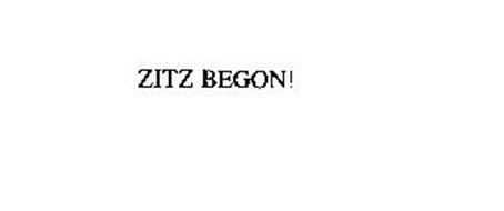 ZITZ BEGON!