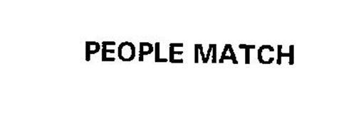 PEOPLE MATCH
