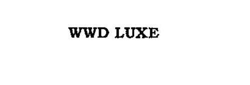 WWD LUXE