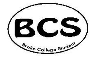 BCS BROKE COLLEGE STUDENT