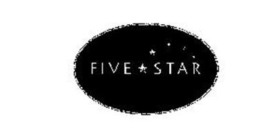 FIVE STAR AND DESIGN