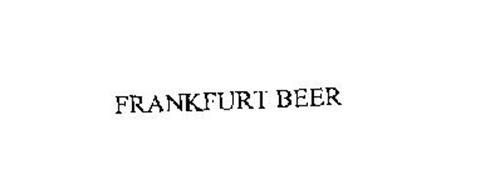 FRANKFURT BEER