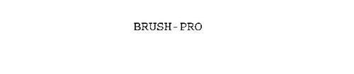 BRUSH-PRO