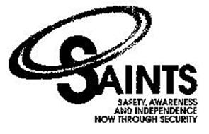 SAINTS SAFETY, AWARENESS AND INDEPENDENCE NOW THROUGH SECURITY
