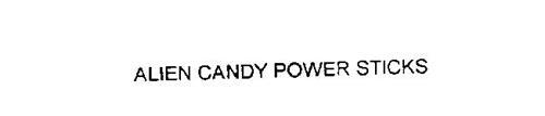 ALIEN CANDY POWER STICKS