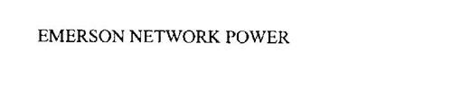 EMERSON NETWORK POWER