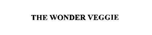 THE WONDER VEGGIE