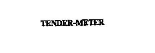 TENDER-METER