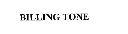 BILLING TONE