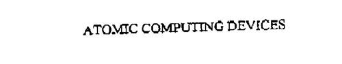 ATOMIC COMPUTING DEVICES