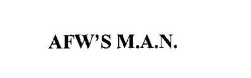 AFW'S M.A.N.