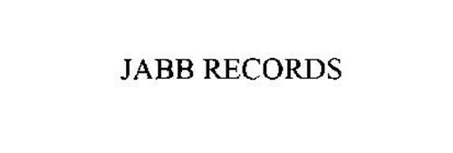 JABB RECORDS
