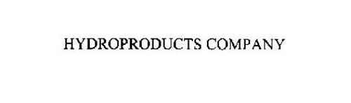 HYDROPRODUCTS COMPANY