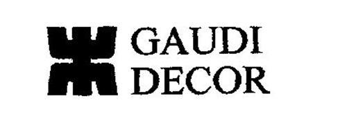 GAUDI DECOR