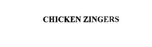 CHICKEN ZINGERS