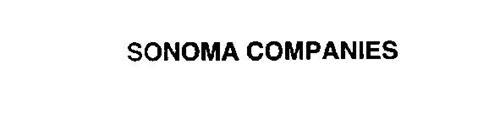 SONOMA COMPANIES