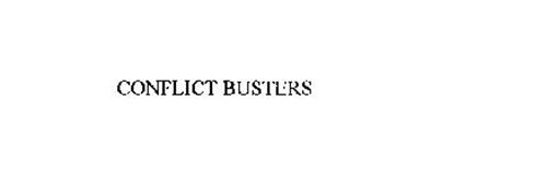 CONFLICT BUSTERS