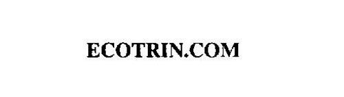 ECOTRIN.COM