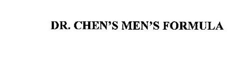 DR. CHEN MEN'S FORMULA