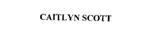 CAITLYN SCOTT