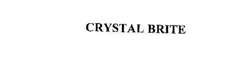 CRYSTAL BRITE