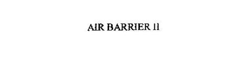 AIR BARRIER II