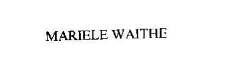 MARIELE WAITHE