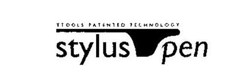 TTOOLS PATENTED TECHNOLOGY STYLUS PEN