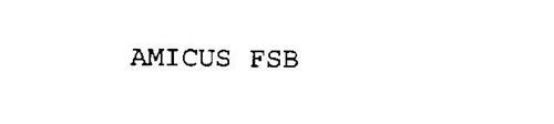 AMICUS FSB
