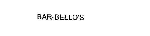 BAR-BELLO'S