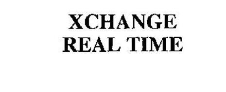 XCHANGE REAL TIME