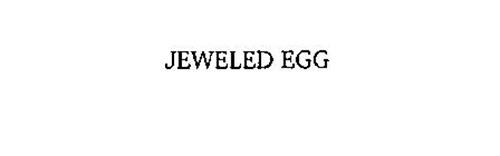 JEWELED EGG