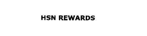HSN REWARDS