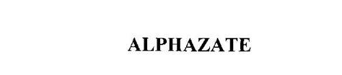 ALPHAZATE