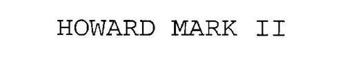 HOWARD MARK II