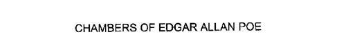 CHAMBERS OF EDGAR ALLAN POE