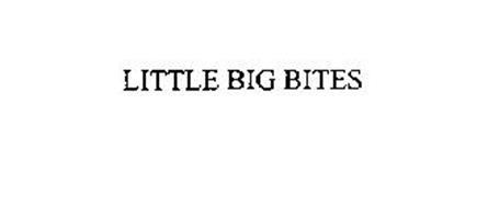 LITTLE BIG BITES