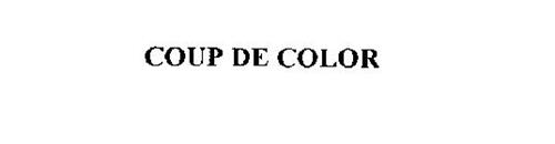 COUP DE COLOR