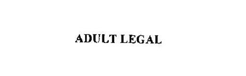 ADULT LEGAL